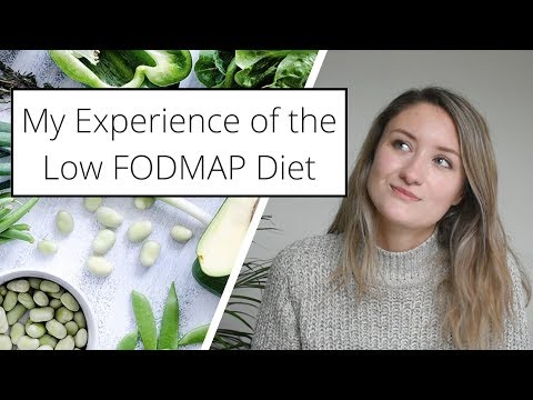 My Experience of the Low FODMAP Diet So Far...