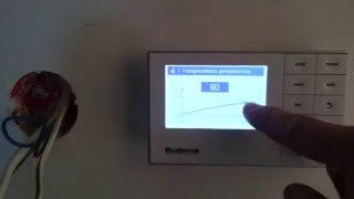 Regulacja Buderus RC 300 jak wyregulować instalację grzewczą