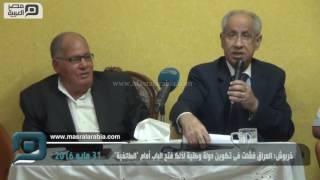 بالفيديو| خربوش: فشل الدولة الوطنية في العراق فتح الباب للطائفية