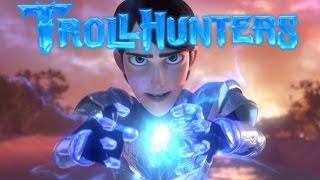 Trollhunters: The Incredible Netflix Cartoon You NEED to Watch!