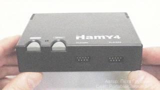 Hamy 4 SD - обзор приставки Dendy + Sega