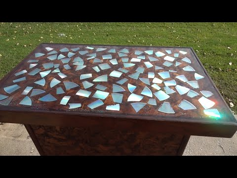 Resin  DVD table top How To