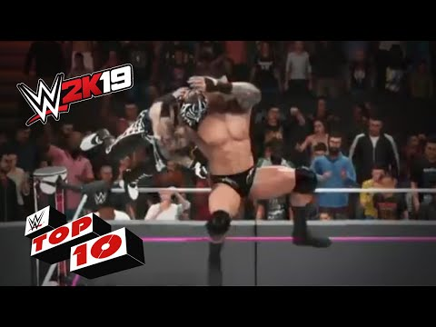 Unique Superstar reversals: WWE 2K19 Top 10