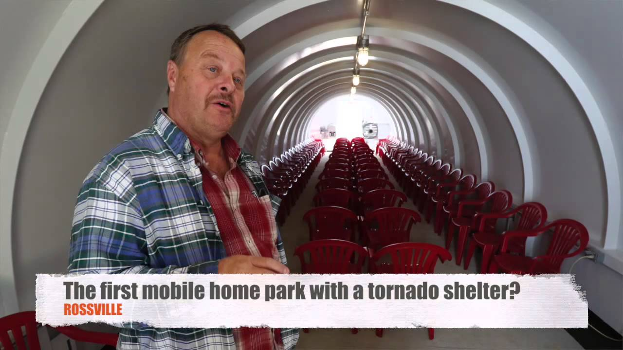 Mountain View Estates In Rossville GA May Have First Tornado Shelter