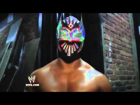 WWE Sin Cara Azul Vs Sin Cara Negro - Mask...