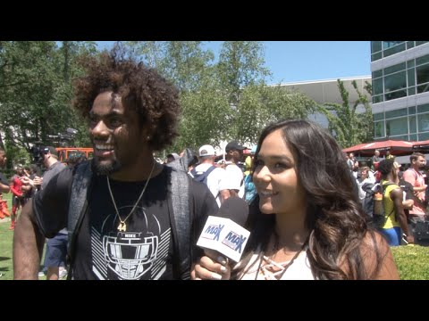 Bookie Radley-Hiles Interview at The Opening 2017 - YouTube