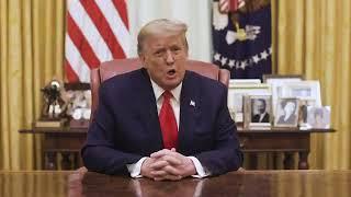 Trojan Horse Trump speaks after 2nd Impeachment