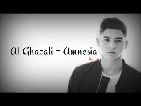 Al Ghazali - Amnesia (lyric Video)