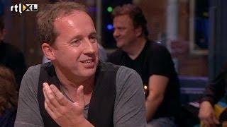 Artiesten in de rij voor Evers' pianosessies - RTL LATE NIGHT