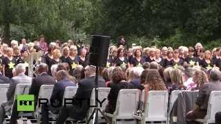 LIVE: London commemorates 10th anniversary of 7/7 bombing