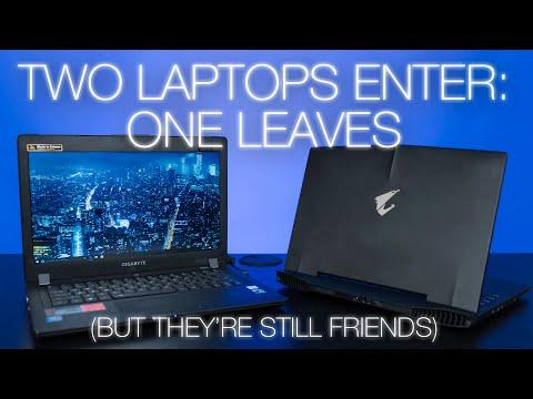 Aorus X3 V5 and Gigabyte P34Wv5 - Fraternal Twin Notebooks
