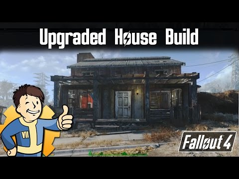 Fallout 4: Let's Build - Upgraded House