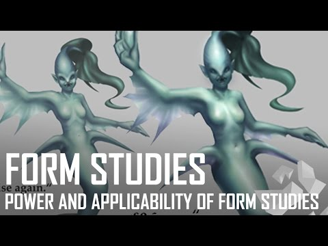 Critique Hour! The power and applicability of form studies!