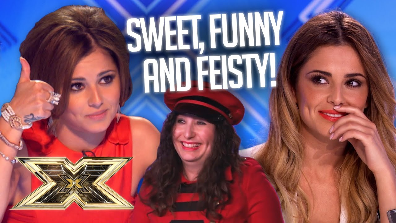 Cheryl's BEST BITS! Sweet, funny and FEISTY! | The X Factor UK