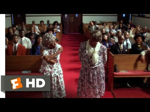 Don't Be a Menace (6/12) Movie CLIP - Old Lady Dance-Off (1996) HD