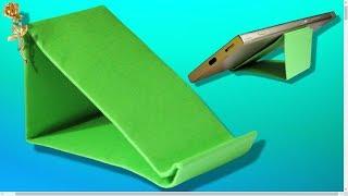 Origami facile : Support pour 📱 le téléphone portable