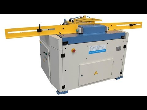 Pallet machine - Single head notching machine for Wooden pallets - SF7011