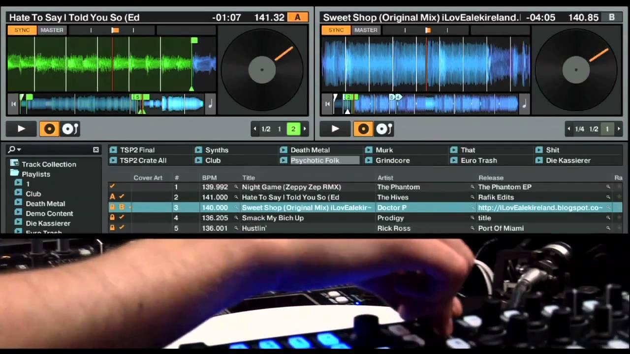 Native Instruments Traktor Scratch PRO 2 Hardware Upgrade Produktvideo