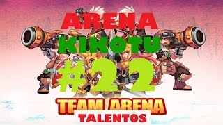 Mejorando Voy Con Equipo Viejo Team Arena | NosTale | Kikotu