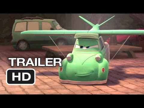 Planes Official Trailer #3 (2013) - Dane Cook Disney Animated Movie HD