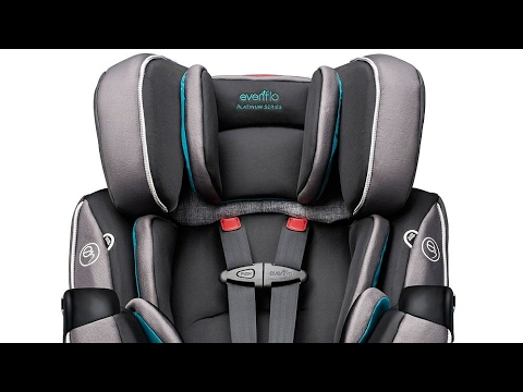 How To Intall A Forward Facing Car Seat