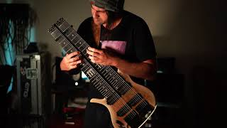 FM Guitars (FM16 Demo) 16-string guitar by Felix Martin
