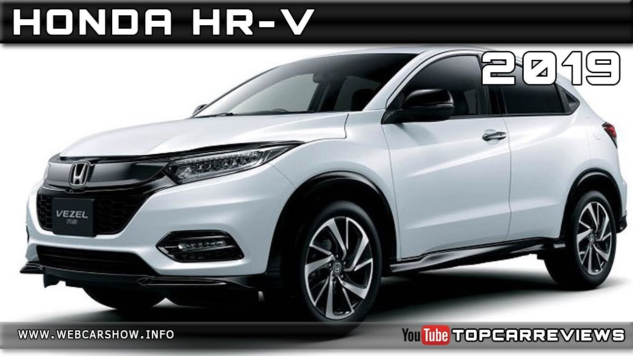 2019 honda hr v review rendered price specs release date youtube. Black Bedroom Furniture Sets. Home Design Ideas