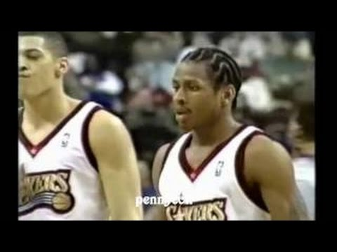 Tim Duncan retirement special: Rookie FULL highlights vs Allen Iverson (1998) Which one is