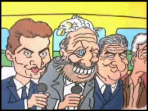 The Footy Show AFL (1997) - One Flew Over The Cuckoo's Nest cartoon ...