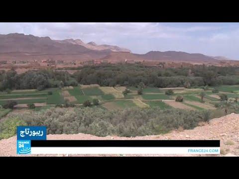 الجفاف يهدد واحات المغرب  - نشر قبل 11 ساعة