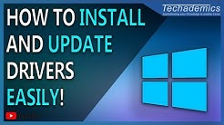 How To Download and Update ASRock Drivers Windows 10