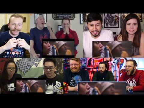 Spider-Man: Homecoming Official Trailer Reaction Mashup | Reaction Replay