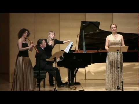 Schubert: Der Hirt auf dem Felsen⎪ Julia Kleiter, Shirley Brill, Michael Gees