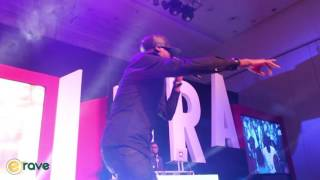 2Face Idibia Live at Kiss Daniel39s Album Launch