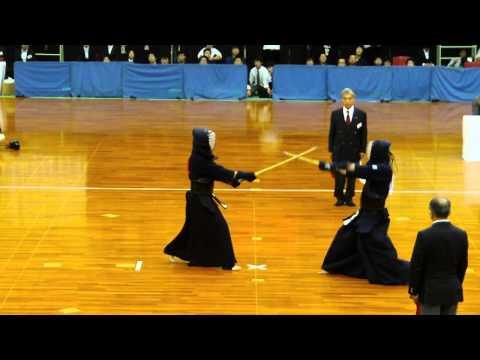 2012 60th All Japan Kendo College Student Championships Final Kokushikan Vs Chuo Chuken4