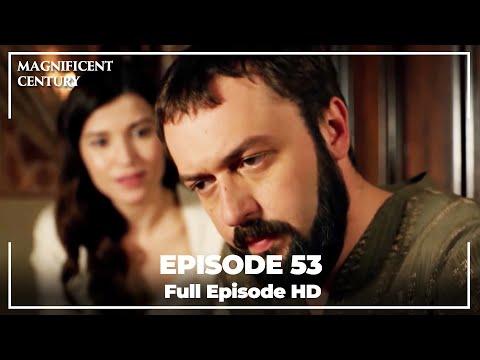 Magnificent Century Episode 53 | English Subtitle HD