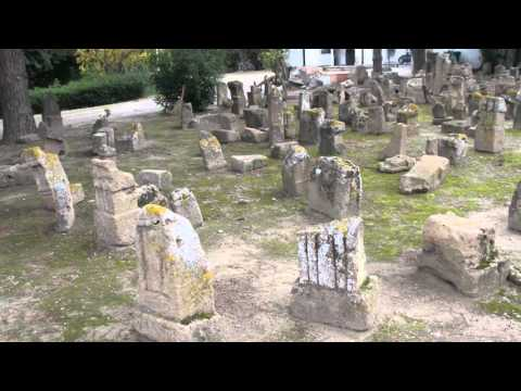 video Tophet; ritual cemetery of Punic Phoenician