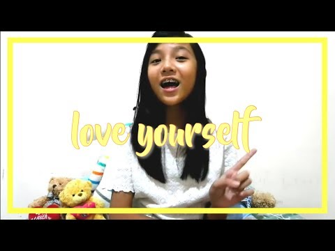 Love Yourself - Justin Bieber | Misellia Ikwan (11 years old)
