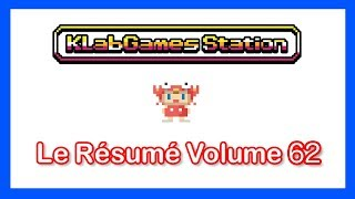 KLab Games Station : Le Résumé Volume 62