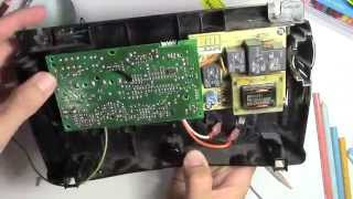 how to fix a garage door opener board repair remote not working