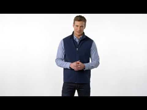Port Authority® Core Soft Shell Vest. J325