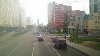 По ЕКБ на двухэтажном автобусе
