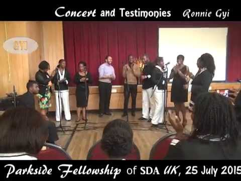 Parkside Fellowship of SDA 25 July 2015