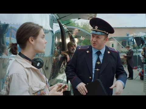 Шок!Рублевский полицейский устроил беспредел на съемках \