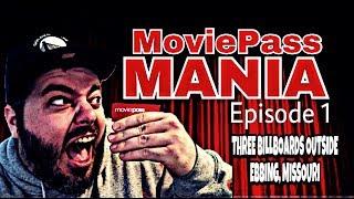 "MOVIE PASS MANIA! (EP.1) ""Three Billboards Outside Ebbing, Missouri"""