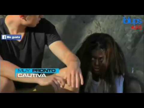 Cautiva en estreno por Panamericana Television
