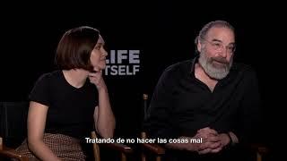 Entrevista Olivia Cooke y Mandy Patinkin - La Vida Misma (Life Itself)