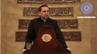 Imam Mahdi och Allahs representanter Hajj Hassanain Rajabali SWE Subtitles