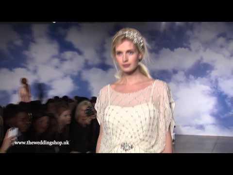 Jenny Packham 2015 Bridal Catwalk Show
