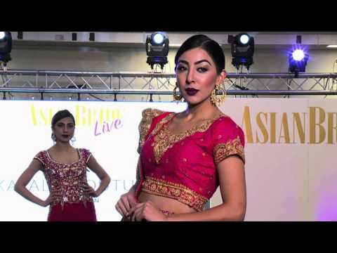 Kajal's Couture at Asian Bride Live - Olympia London 2015